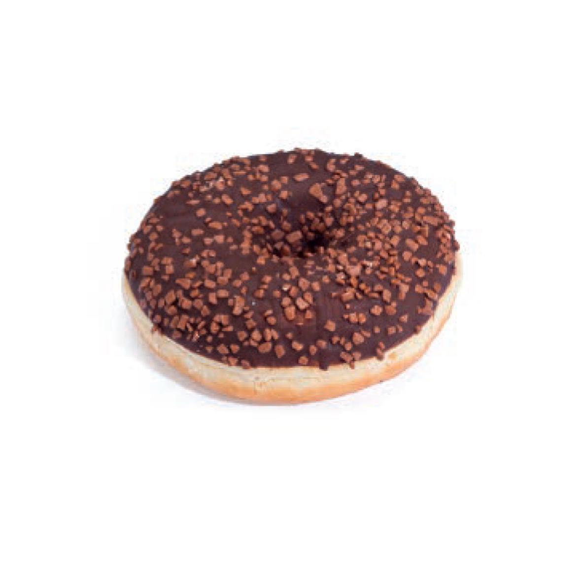 Donut choc
