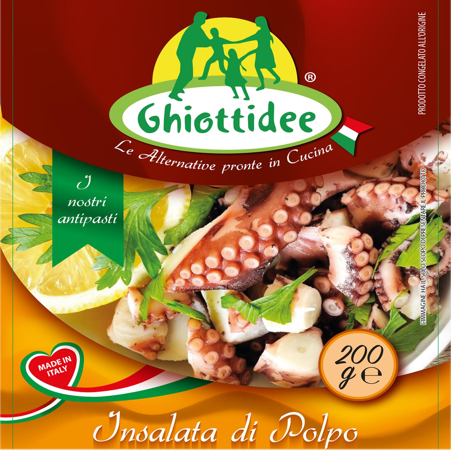 SALADE DE POULPE  plats-cuisines-a-emporter-