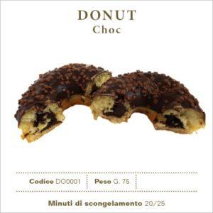Donut choc - Surgelés