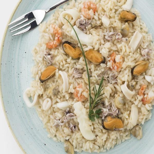 Preparato per risotto