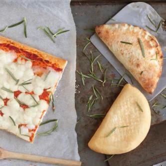 Produits salés, pizzas